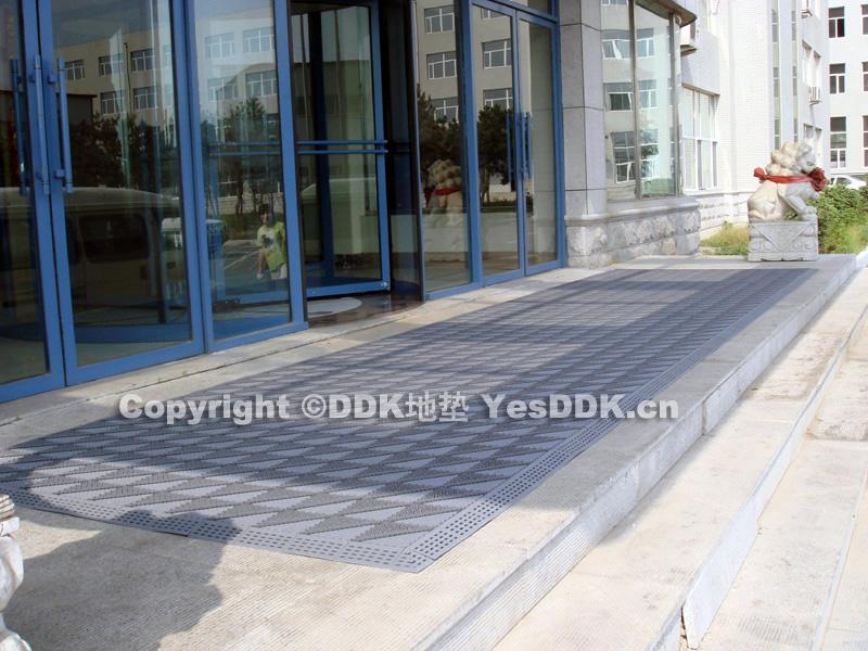 办公楼移动门地垫-DDK组合式除尘防滑地垫