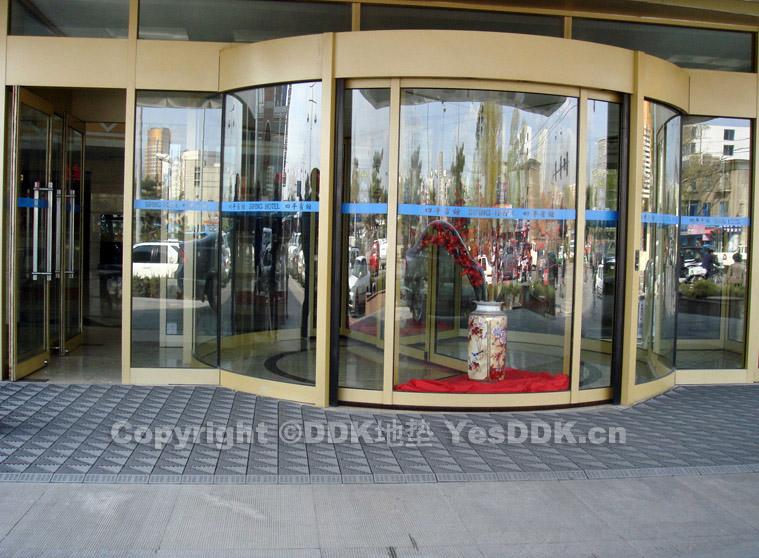 南京银行门口地垫-移动门口地垫-DDK组合式门垫
